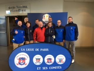 Le GCPR vainqueur du Trophée Intercommunal de Golf des Hauts de Seine